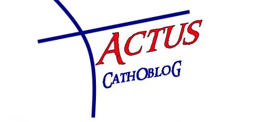 Présentation + CathobloG sur Facebook et sur Twitter